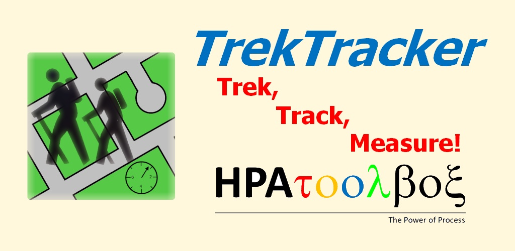 TrekTracker - Trek, Track, Measure! by HPAtoolbox